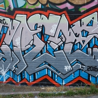 Copenhagen Walls July 2016_Spraydaily_Graffiti_01_Opel, BLOW, TRC