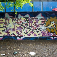 Copenhagen Walls July 2016_Spraydaily_Graffiti_12_Smag, PT, NM