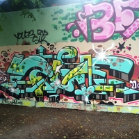 Copenhagen-Walls-June-2016_Graffiti_Spraydaily_07_Zombie, DUA