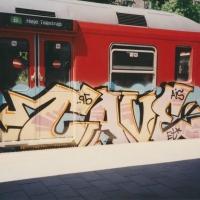 Copenhagen Graffiti 1985-2016_Book Spraydaily 02_Cave, AIS