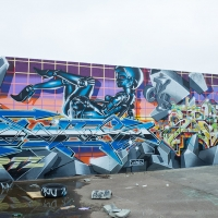 Berlin Walls - August 2016_Graffiti_Spraydaily_Berlingraffiti_02_Nas, TCK, RTZ, Spade53