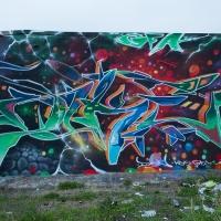 Berlin Walls - August 2016_Graffiti_Spraydaily_Berlingraffiti_12_Dike, MGS, GFA