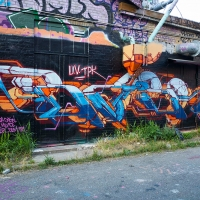 Copenhagen Walls August_Graffiti_Spraydaily_10_Babs, UV, TPK
