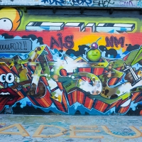 Copenhagen Walls August_Graffiti_Spraydaily_15_Fase, AIS, NM