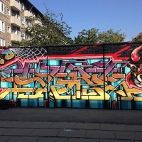 Copenhagen Walls September 2016_Graffiti_Spraydaily_16_Sabe, FYS, RIS