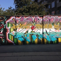 Copenhagen Walls September 2016_Graffiti_Spraydaily_18_Spam