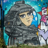 Deep in space piece - Abyss, Sken & Ape 4