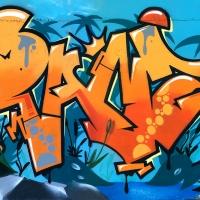 La Franz_HMNI_Spraydaily_Graffiti_Rome_Italy_14