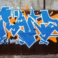 La Franz_HMNI_Spraydaily_Graffiti_Rome_Italy_23