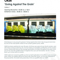 Oker_Going Against The Grain_Stolen Space Gallery_London_Graffiti_Spraydaily_01