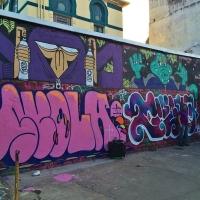Graffiti_Sao-Paulo_Spraydaily_Allyouseeiscrimeinthecity_07_Skola, Gueto, Mudo