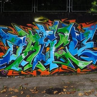 Wednesday Graffiti Walls Spraydaily 001