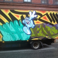 Wednesday Graffiti Walls Spraydaily 001_Bates
