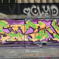 Wednesday Graffiti Walls Spraydaily 001_SOSW