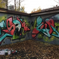 Wednesday Graffiti Walls Spraydaily 001_Schew