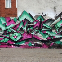 Wednesday Graffiti Walls Spraydaily 001_Sofles