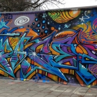 Wednesday Graffiti Walls Spraydaily 001_Space