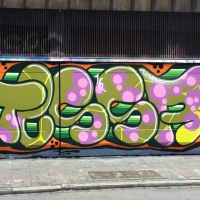 Wednesday Graffiti Walls Spraydaily 001_Tessr