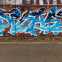 Wednesday Graffiti Walls Spraydaily 002_@drasik_rck - Photo @poligrafitus