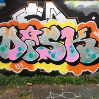 Wednesday Graffiti Walls Spraydaily 002_DISK Photo @astrocapcph