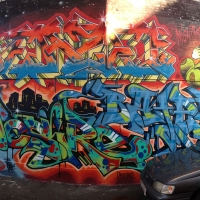Wednesday Graffiti Walls Spraydaily 002_FAZE BATES DESIRE Photo @astrocapcph