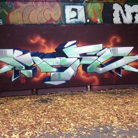 Wednesday Graffiti Walls Spraydaily 002_MESO Photo @astrocapcph