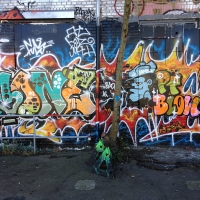 Wednesday Graffiti Walls Spraydaily 002_MONE Photo @astrocapcph