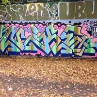 Wednesday Graffiti Walls Spraydaily 002_NIKE Photo @astrocapcph