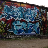 Wednesday Graffiti Walls Spraydaily 002_SABE SKETZH Photo @astrocapcph