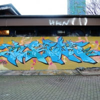 Wednesday Graffiti Walls Spraydaily 002_Scene 4 PHOTO @extase_wkm