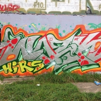 Wednesday Graffiti Walls Spraydaily 002_WAZK Photo @astrocapcph