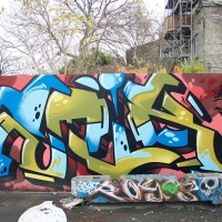 Wednesday Walls_Graffiti_Spraydaily_02 AMIK @Astrocap