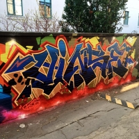 Wednesday Walls_Graffiti_Spraydaily_20 VINSE Photo @CheechAndBong