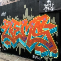 Wednesday Walls_Graffiti_Spraydaily_41 GEMS Photo @CheechAndBong