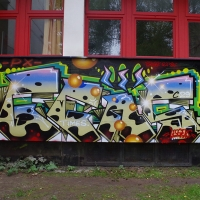 Wednesday Walls_Graffiti_Spraydaily_42 LES GENS 3 @jean_moner