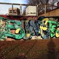 Wednesday Walls_Graffiti_Spraydaily_53 BONER @Astrocap