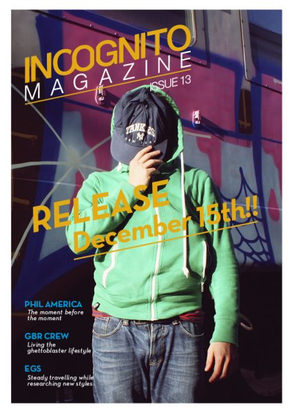 Incognito Issue 13