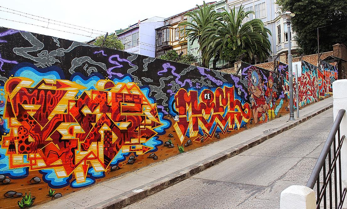 Valparaiso_Chile_Allyouseeiscrimeinthecity_Graffiti_Spraydaily_01