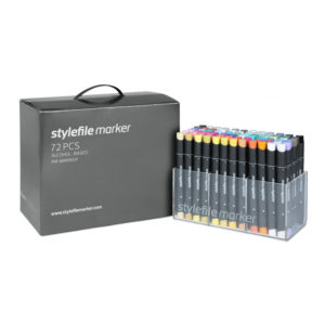 Stylefile Marker 72er Set Main A_SFS72MA_01