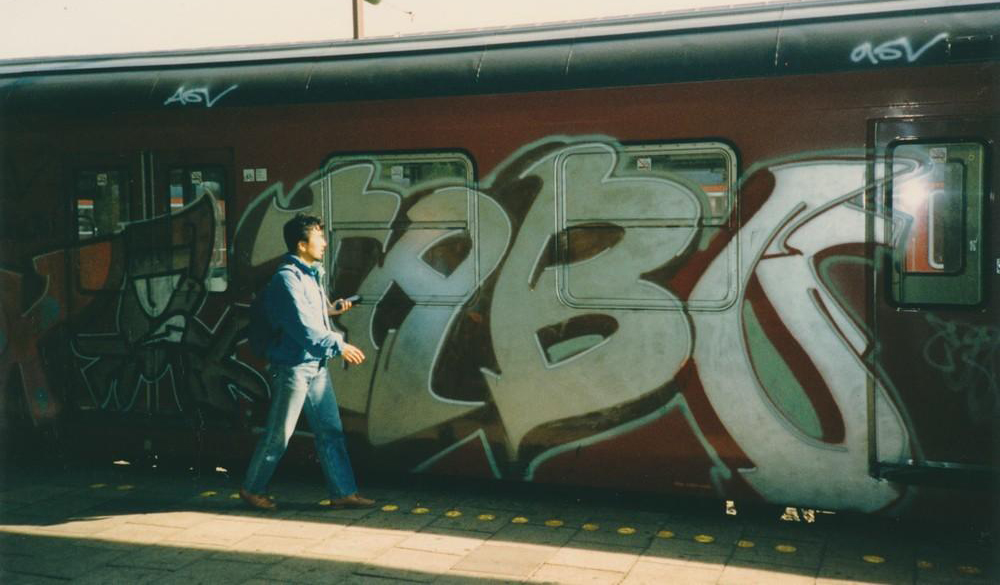 Copenhagen Graffiti 1985-2016_Book Spraydaily 01