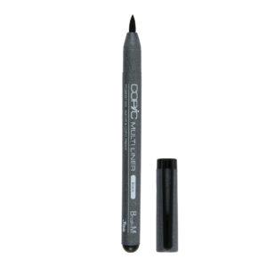 Copic Multiliner Brush-M BLACK_4511338022665