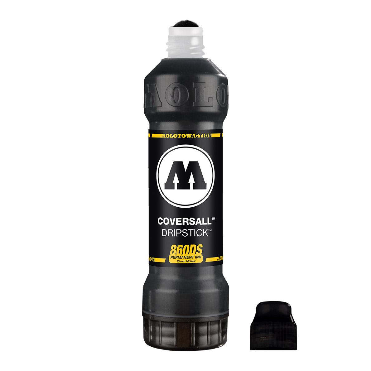 15mm Nib Black Ink Marker Pen Molotow Masterpiece 467PI Speedflow