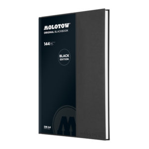 Molotow Original Blackbook A4_801009