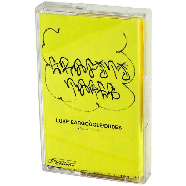 Grafiti Tapes #1 – Luke Eargoggle