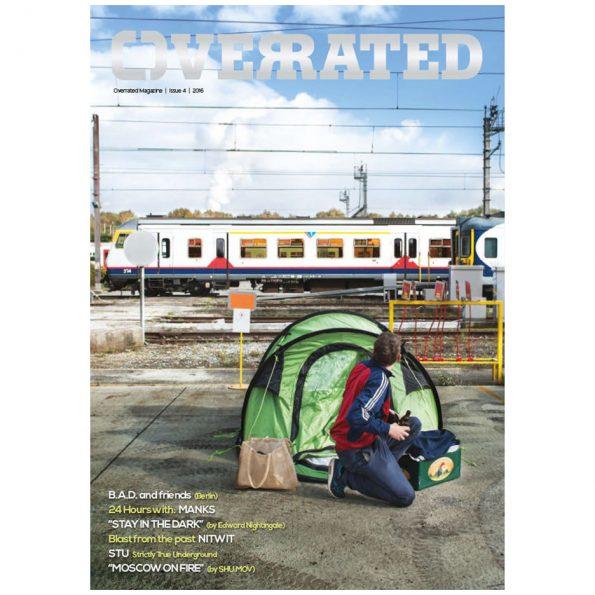 Overrated Magazine 4
