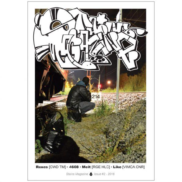 Stains Magazine Issue 2