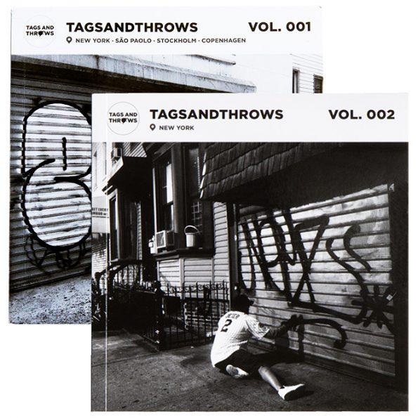 TagsAndThrows vol. 1 & 2