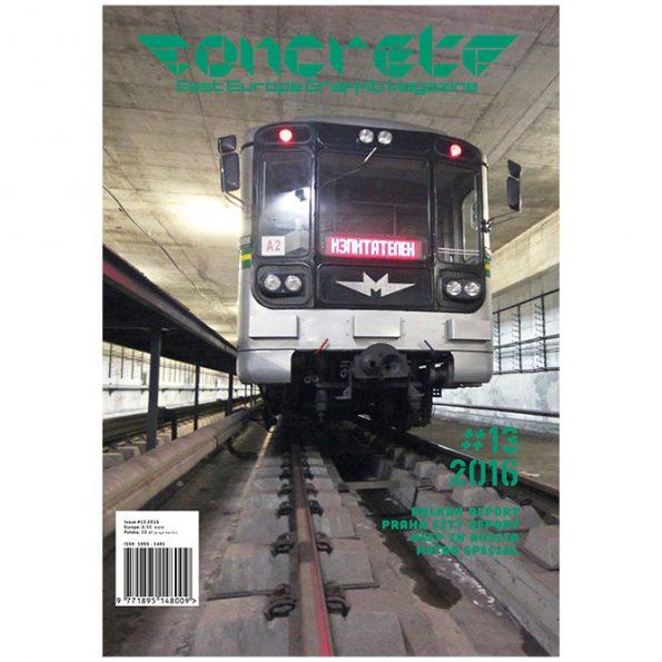 Concrete Magazine 13