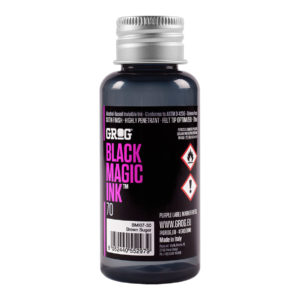 Grog Black Magic Ink 70ml recharge ink, brown sugar