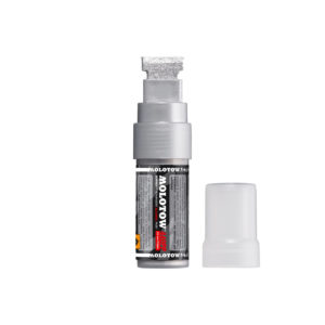 Molotow 440PP Burner Paint Marker, 20mm_Burner Chrome